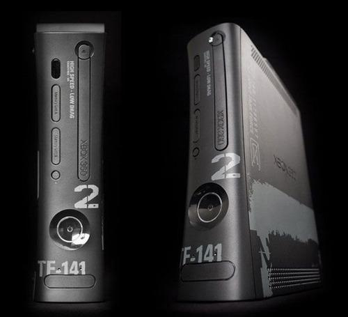 Consola Xbox 360 250gb Edición Call Of Duty Modern Warfare