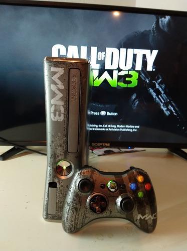 Edicion Especial Call Of Duty Mw 3, Rgh,320 Gbs,123 Juegos