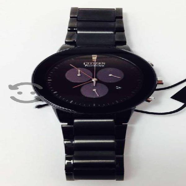 Hermoso Reloj Marca Citizen Eco-drive