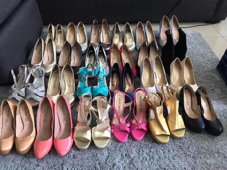 Lote zapatos nuevos