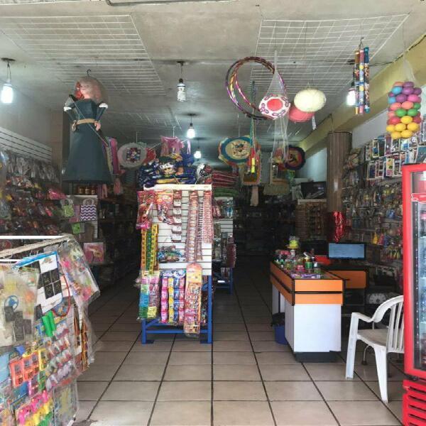 OPORTUNIDAD DE INVERSIÓN, TRASPASO DULCERIA SOBRE AVENIDA