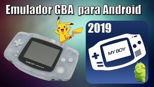 Pack De 15 Juegos De Gba Para Android + Emulador