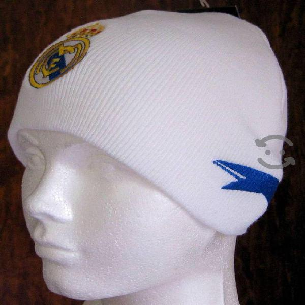 Real madrid gorro uefa champions league futbol