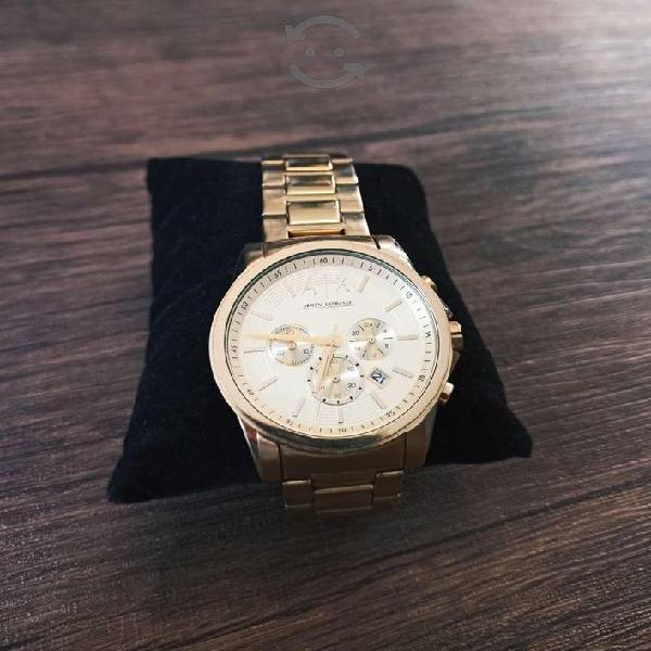 Reloj Armani Exchange Dorado AX2099