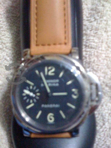Reloj Automatico Piel Caballero Nuevo