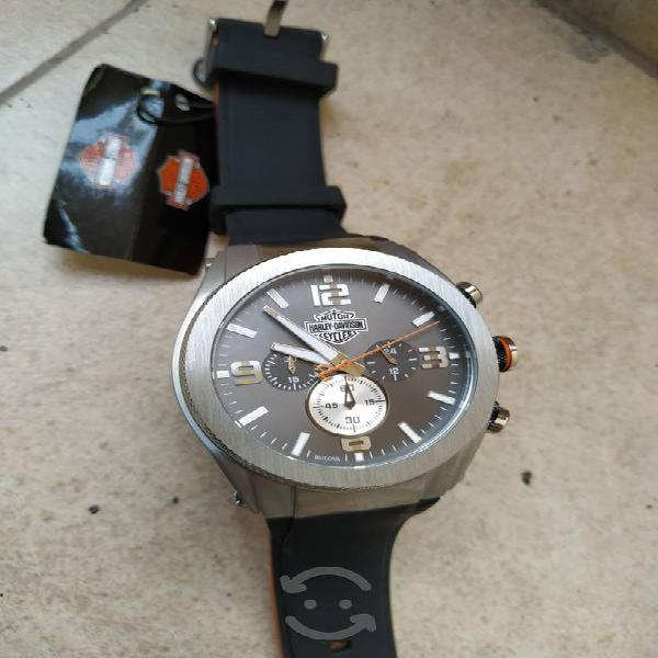 Reloj Bulova Harley Davidson
