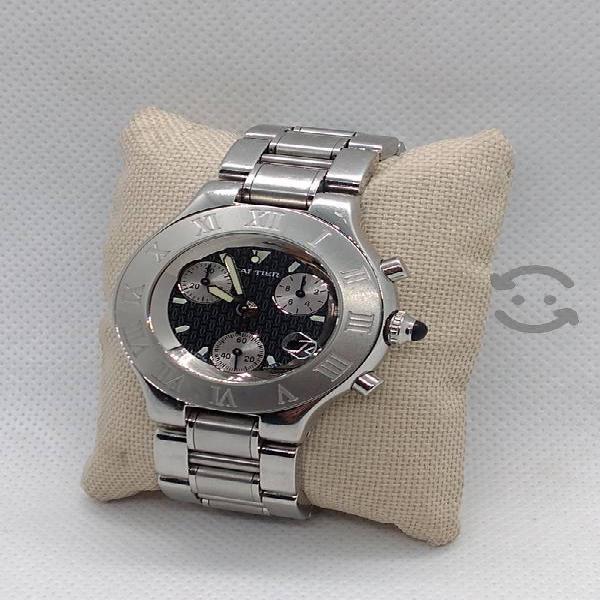 Reloj Cartier 21 Chronoscaph