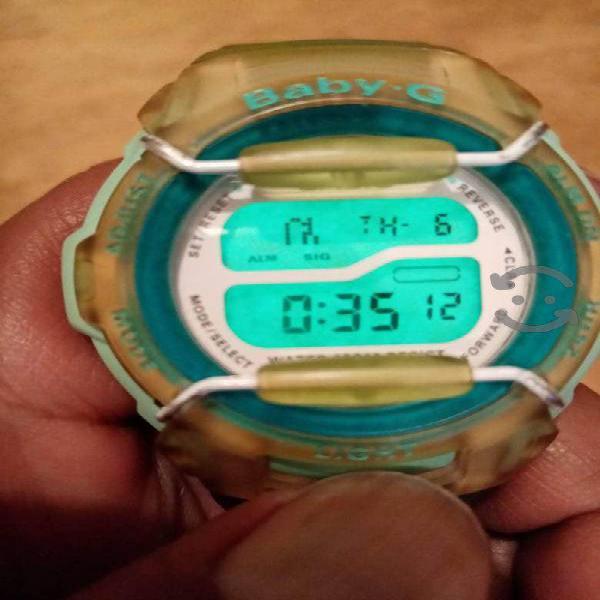 Reloj Casio Baby-g Original bonito modelo