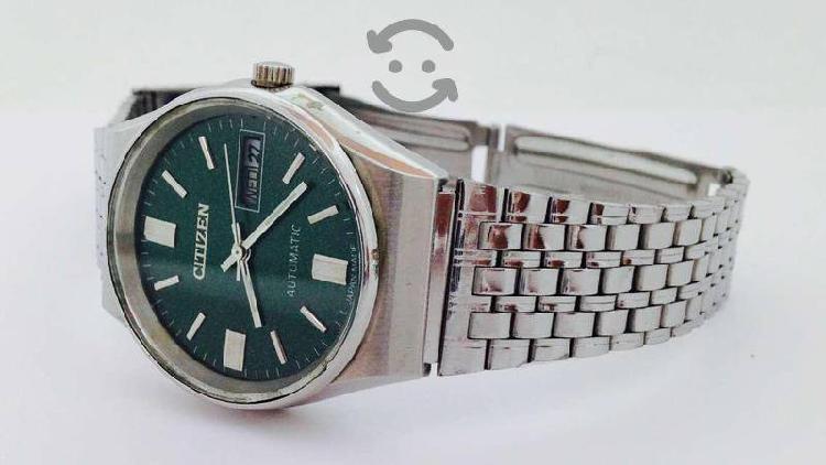 Reloj Citizen Automático Para Caballero