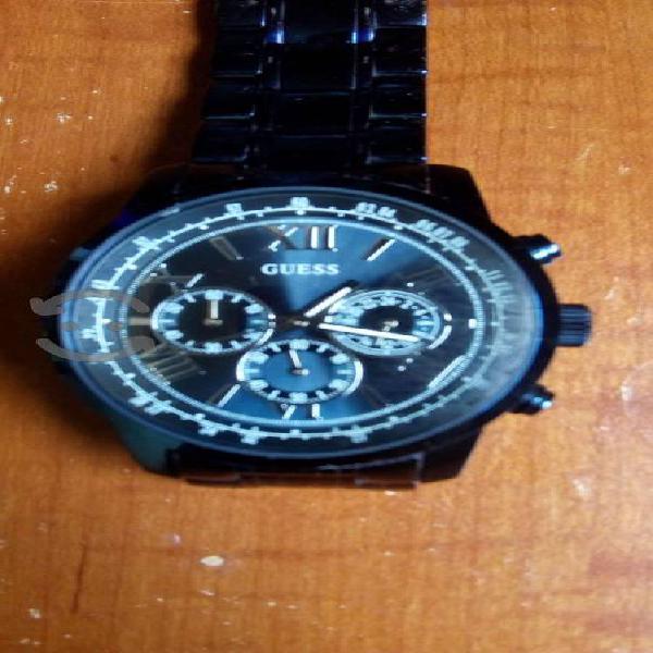 Reloj Guess Caballero Azul