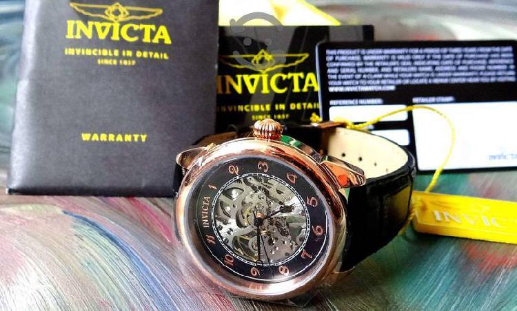 Reloj INVICTA Mod 31309 Automatico Skeleto Colecci