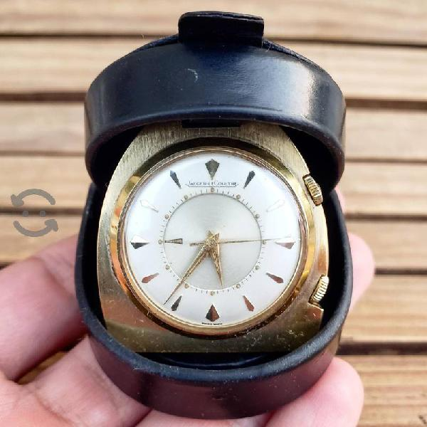 Reloj JeagerLeCultre Memovox Viajero