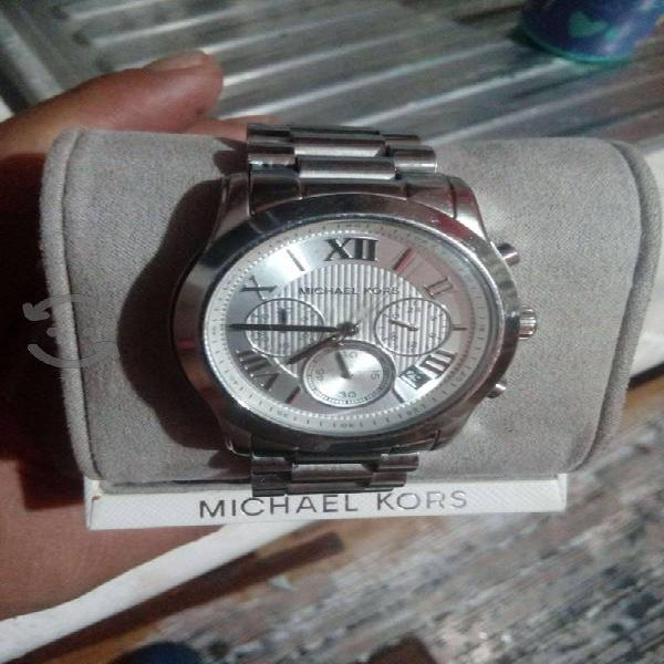 Reloj Michael Kors acero inoxidable