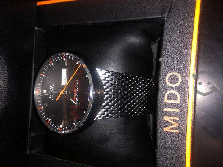 Reloj Mido Comander Ii Icóne Automático M031631330