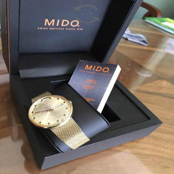 Reloj Mido Commander Caballero