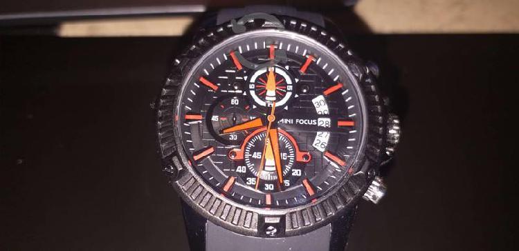Reloj Mini Focus Chronos Totalmente Nuevo
