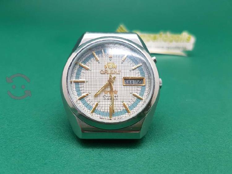 Reloj Orient Crystal 21 Jewels para caballero