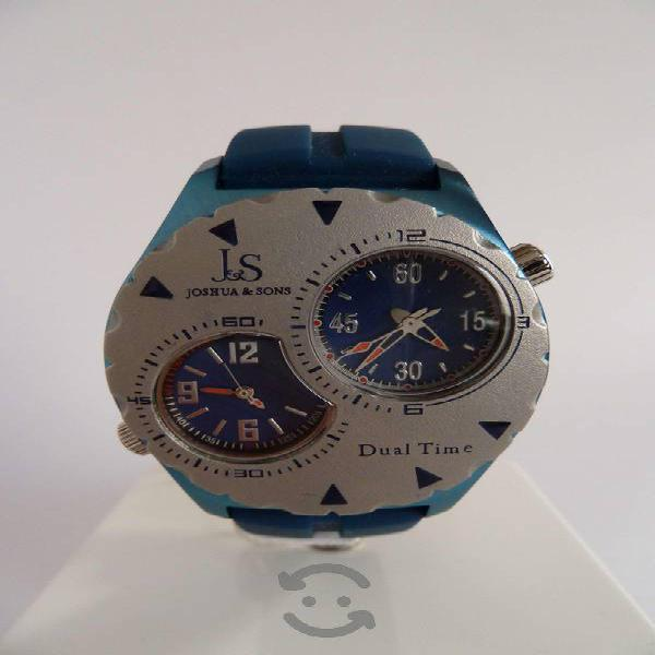 Reloj Original Joshua & Sons Para Caballero