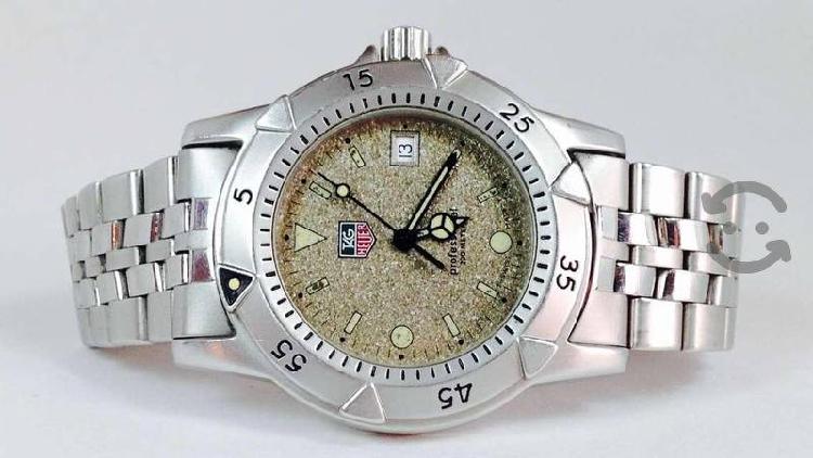 Reloj Original Tag Heuer Modelo 1500 P/Caballero
