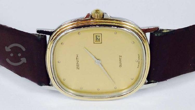 Reloj Original Zenith Con Estuche Para Caballero