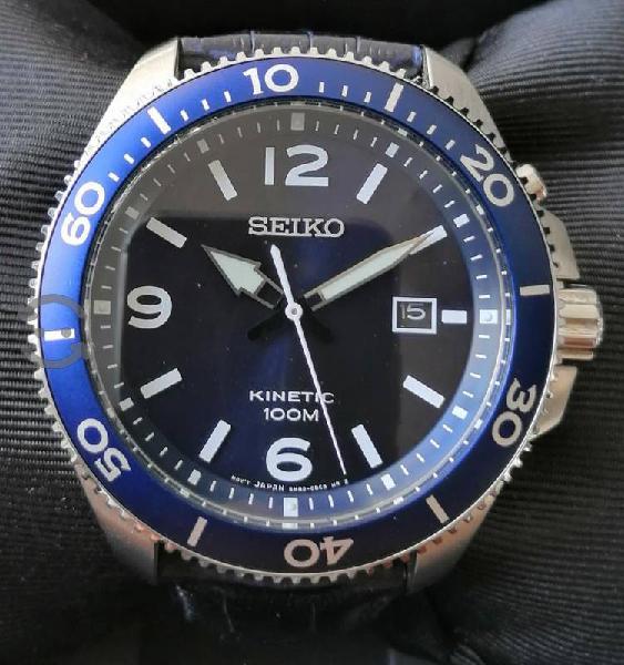 Reloj Seiko Kinetic Diver
