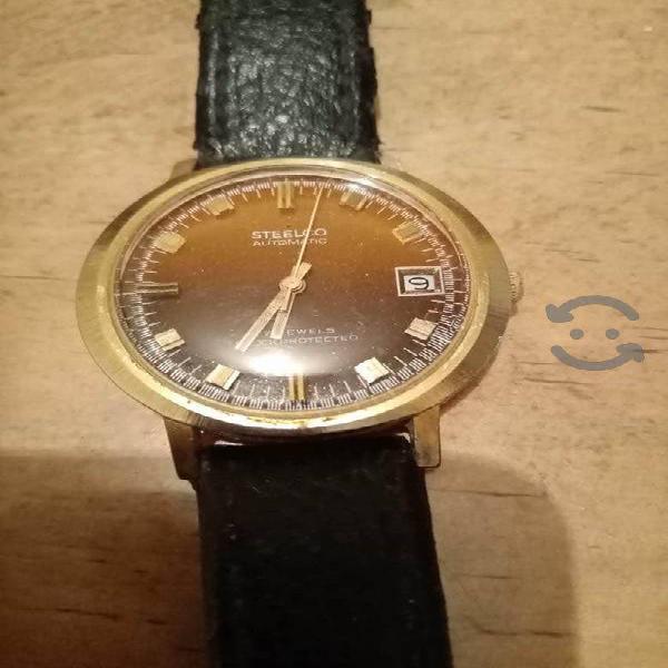 Reloj Steelco Automatico Vintage PUW