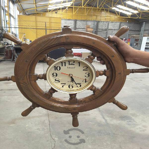 Reloj Timón Telesonic Quartz de pared