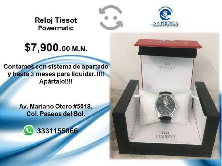 Reloj Tissot Powermatic 80