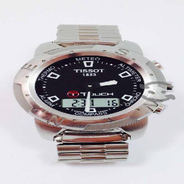 Reloj Tissot T- Touch Con Estuche