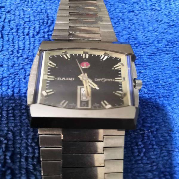 Reloj Vintage Rado Diastar 515 automatico