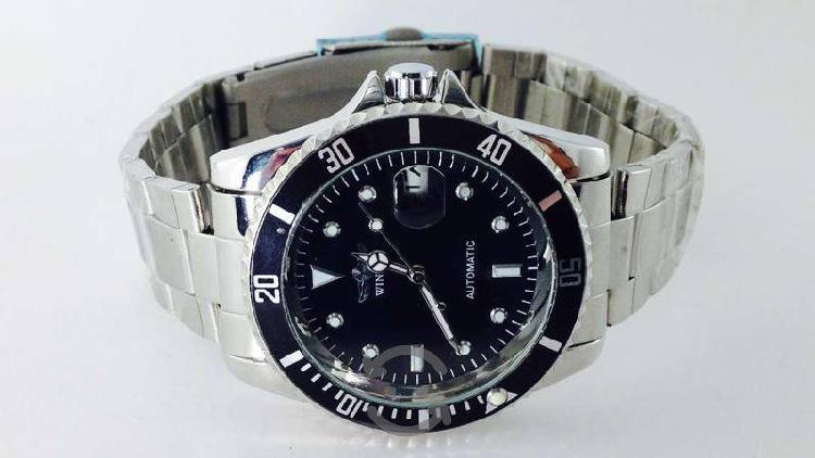 Reloj Winner Automático Para Caballero Nuevo