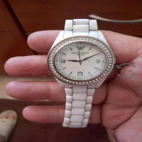 Reloj emporio Armani ceramica