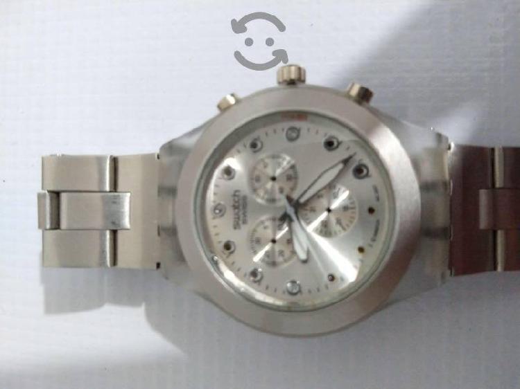 Reloj para caballero acero