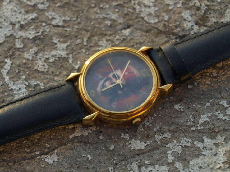 Reloj piratas del caribe