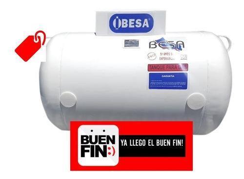 Tanque Estacionario Nuevo Besa (300 Lts) Promoción Buen Fin