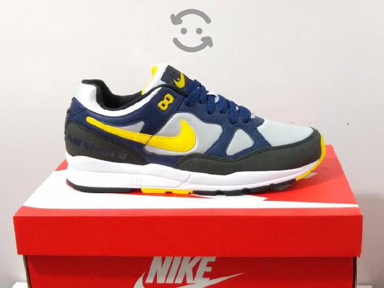 Tenis Originales Nike Air Span 2 Talla 27