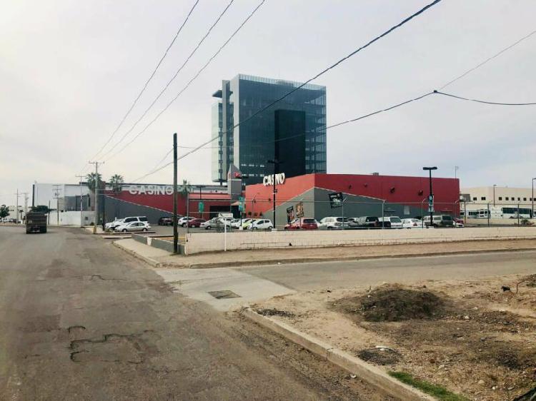Terreno comercial de 16,000 m2 en zona AAA en Hermosillo