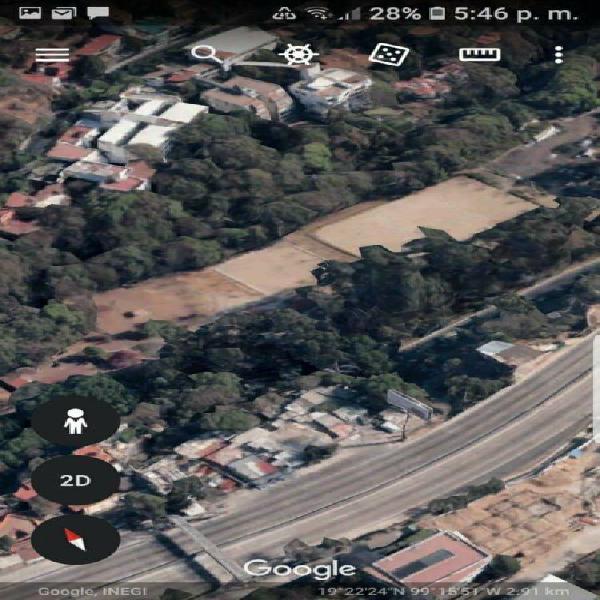 Venta terreno 26,353 m2 uso de suelo mixto colonia Lomas de
