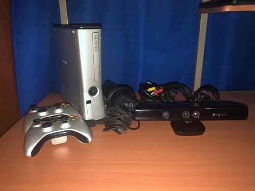 Xbox 360 Edición Halo Reach + Kinect + Juegos