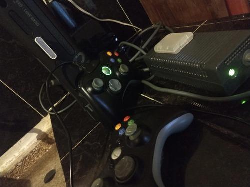 Xbox 360 Elite 250gb Edición Limitada Del Mw2 (usado)