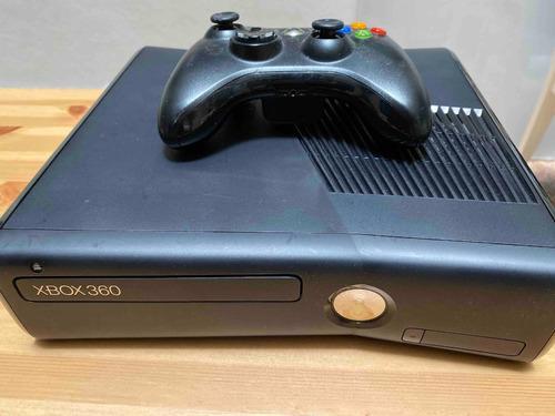 Xbox 360 S Con Volante Y Juegos