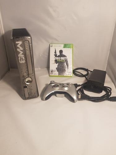 Xbox 360 Slim Edicion Especial Modern Warfare 3