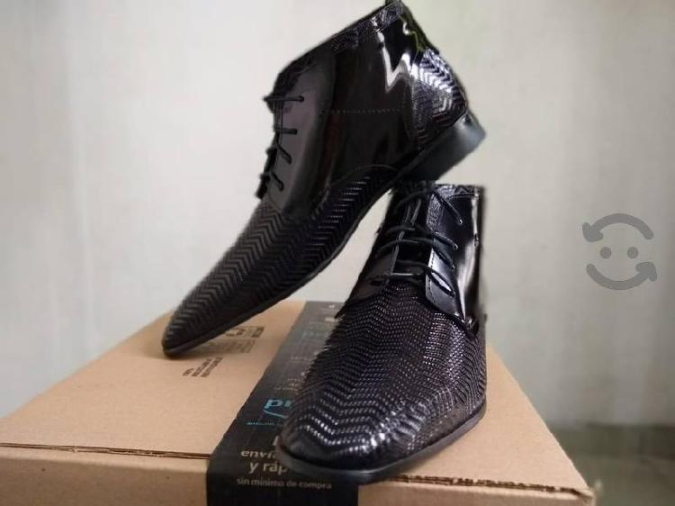 Zapatos tipo botín negt