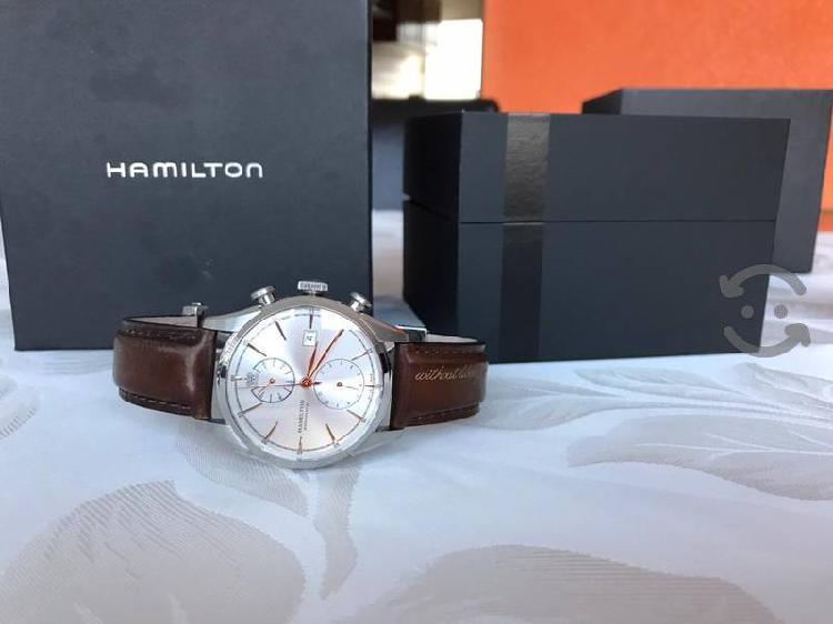 reloj Hamilton automático Full Set