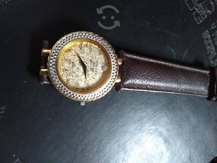 reloj Orient de Quartz chapeado
