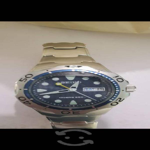 reloj Seiko buceo
