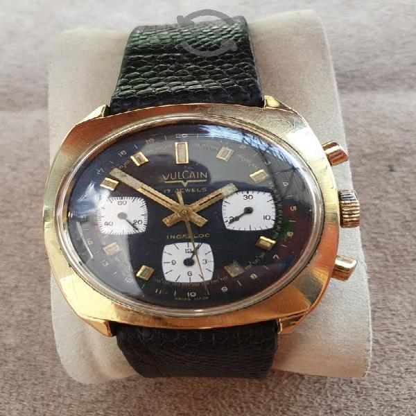 reloj Vulcain Cuerda Manual Valjoux 7736 / Vta.cmb