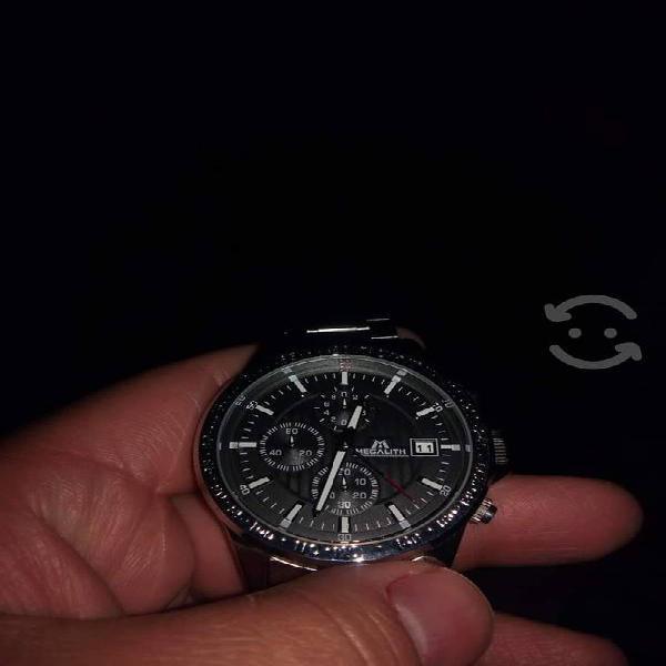 reloj mecalicht original para caballero