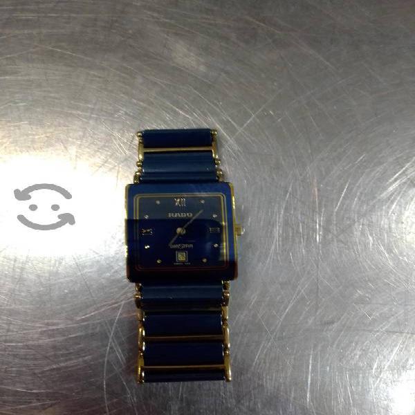 reloj rado cerámica