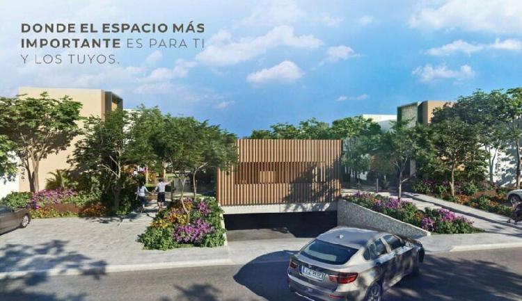 Casas en Venta Temozón Village, Mérida.